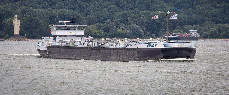 ENJOY auf dem Rhein