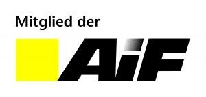 AiF alt gelb