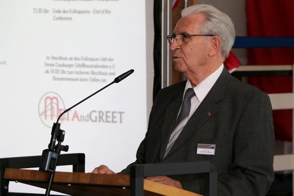 Prof. Dr.-Ing H. H. Heuser