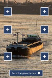 Bildschirmfoto des Themenschiffes von https://binsmart.de.